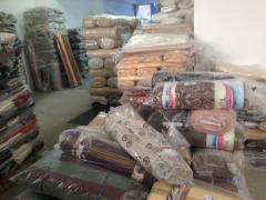 Stock cheap curtain and drapery