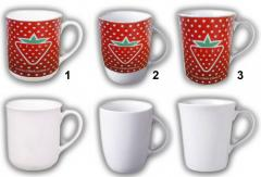 Promotion porcelain mug