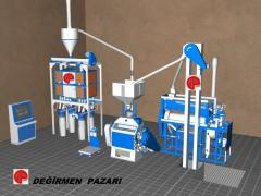 Roller mini mills