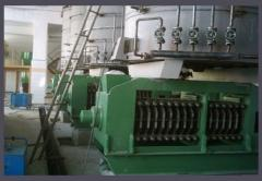 We make the equipment for oil of plants and