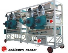 Friction sortable machines