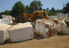 Turkish marble production and export
