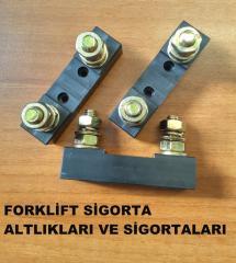 Fuse Holder For Forklift