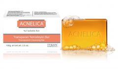 ''Acnelica'' Transparan Temizleyici Bar %2 Salisilik Asit