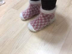 Yumoş socks