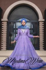 Muslima Wear Orchidea Dress