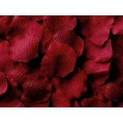 Bordo Gül Yaprakları 5 TL