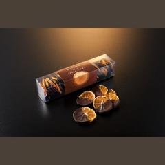 Diyet Çikolatalı Organik Portakal Dilimleri