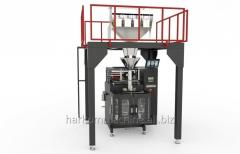 IM-L SERIES Packaging Machine With Linear Weigher