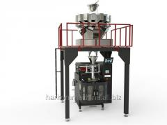 IM-W SERIES Packaging Machine With Multihead