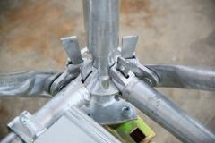 Flanşlı İskele Sistemi /Flanged Type Scaffolding System