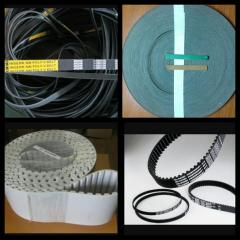 Spare parts for textile machinery