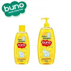 Buno Baby Shampoo 100ml & 200ml & 500ml