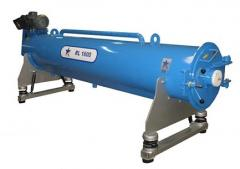 Drying equipment, centrifugal, electric