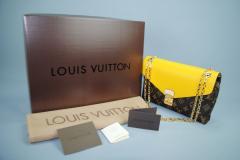 Louis Vuitton Pallas Chain