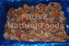 Oven Semi-Dried IQF Frozen Apricot