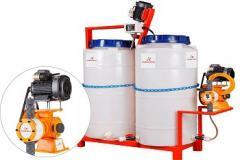 Otomatik Klor Dozaj Pompası | Su Klorlama