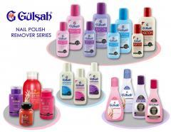 Gülşah Nail Polish Removers (Жидкости для снятия лака Gülşah)