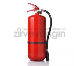 6 KG ABC Yangın Söndürme Tüpü