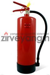 6KG ABC - EN3 - CE - TS862 Sertifikalı Yangın Söndürücü