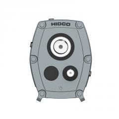 H2 Tipi Şaft Montajlı Helisel Redüktör