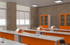 Okul laboratuvarları