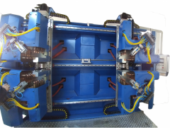 CNC 2 AXIS AUTOMATIC VENTILATION SPOT WELDER