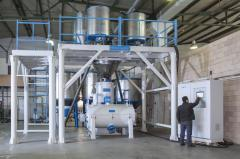EPM PVC mixsing feeding  dosing and systems