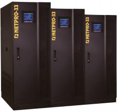NETPRO-33 three-phase Online UPS