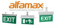 Автономные аварийные эвакуационные светильники
