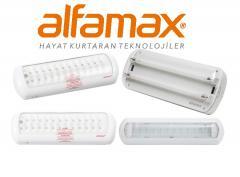 Аварийные светильники резервного освещения BRIGHT-X