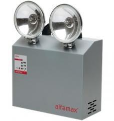 Аварийный прожектор резервного освещения