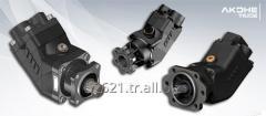 Axial Piston Pump, 35 LT, LH - RH Rotations, ISO