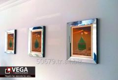 Vega Dekoratif Aynalı Çerçeve