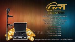 اجهزة كشف الذهب 2018 تصوير مباشر جريت 5000 great للاتصال : 00905366363134