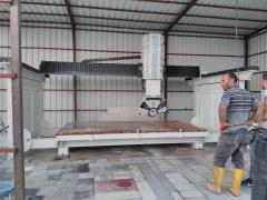 CNC Köprü Kesim Makinası Şahin Mermer makinaları