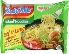 Vegetarian Flavor Instant Noodles 80Gm