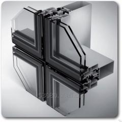 STRUCTURAL GLAZZING CURTAIN WALL SYSTEM