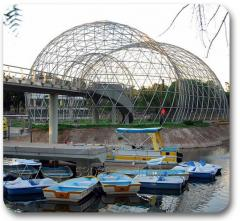 ARCHITECTURAL SPACE FRAME SYSTEMS