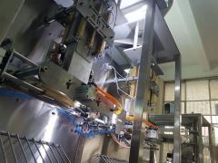 Yeni - İkili (Çift) Dikey Paketleme Makinesi