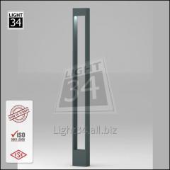 Modern Led Street Lighting Pole 40 W Outdoor Led Garden Lights