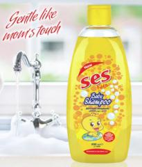 Çocuk şampuanı SES, 400 ml