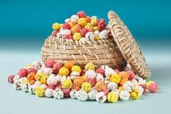 Şekerli Leblebi (Renkli)