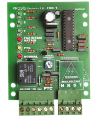 FKR-1 PHASE PROTECTION CARD