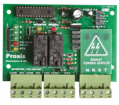 FKR-2 PHASE PROTECTION CARD