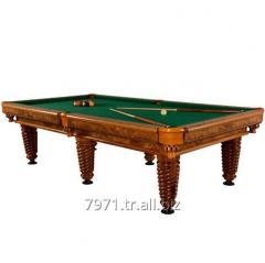 9FT GROOVED POOL BILLIARD TABLE