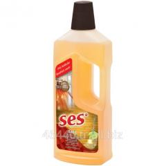 SES ahşap temizleme maddesi, 750 ml