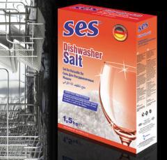 Dishwasher salt SES 1500 g