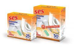 Tablets for dishwashers SES, 25