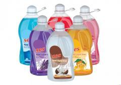 Liquid hand soap VOLUME 2500 ml